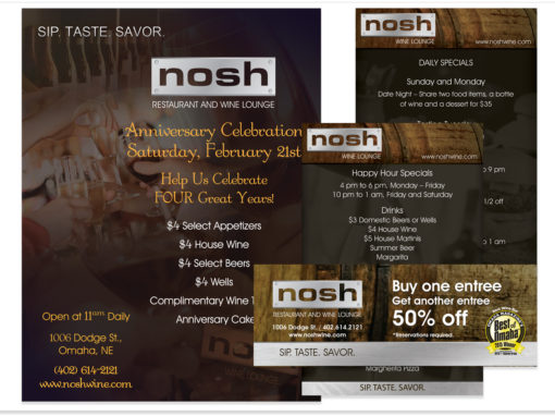 NOSH Graphic Design