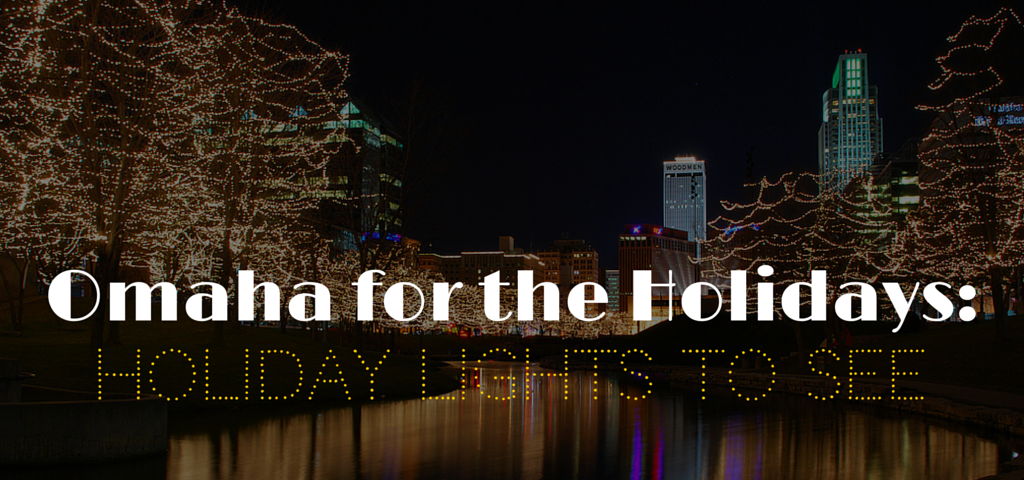 Omaha for the Holidays: Light Displays to See