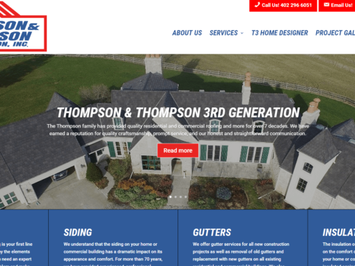 Thompson & Thompson Third Generation