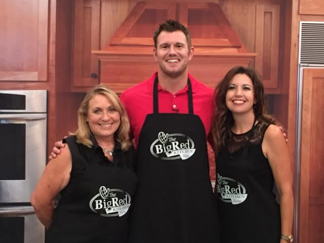 Former Huskers Sell Cookbook