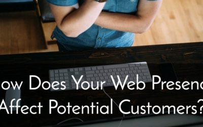 How Does Your Web Presence Affect Potential Customers?